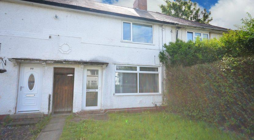 3 Bedrooms Terraced House for sale in Gospel Farm Road, Acocks Green