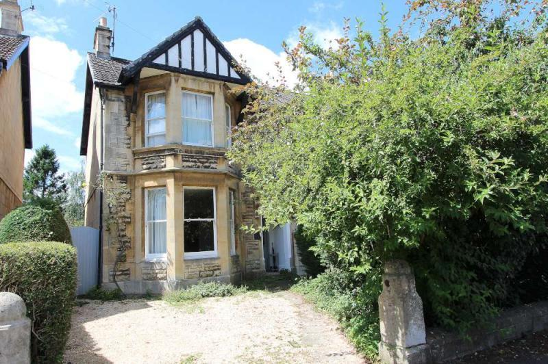 5 Bedrooms Semi Detached House for sale in Forester Road, Bathwick