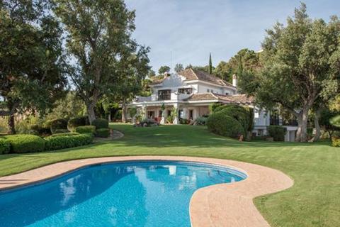 6 bedroom villa  - Benahavis, Malaga