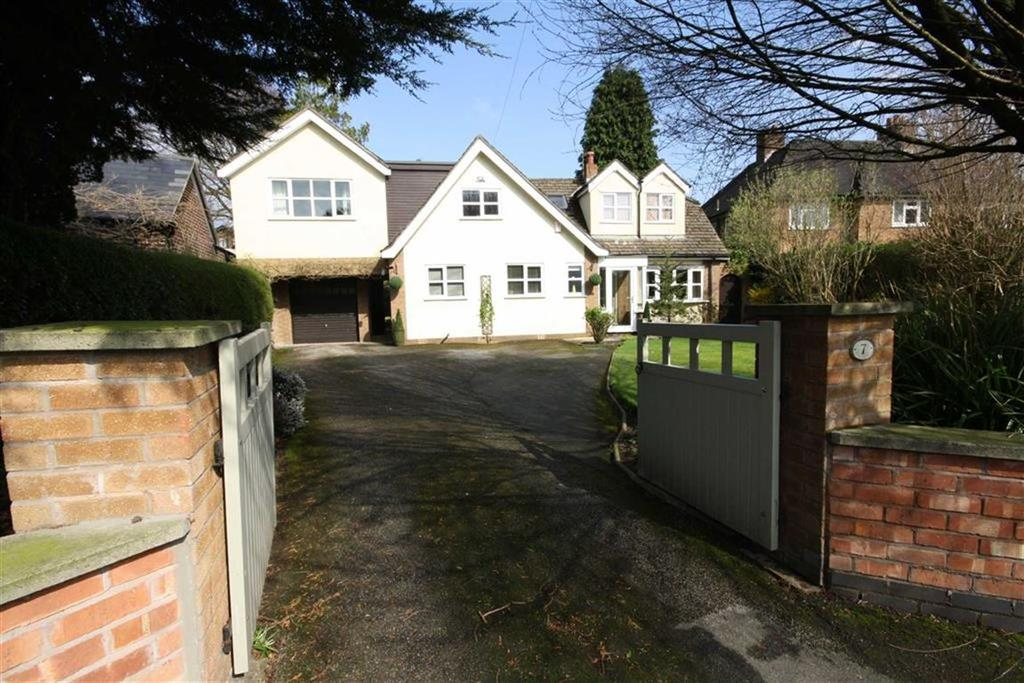 4 Bedrooms Detached House for sale in Trinity Road, Sale