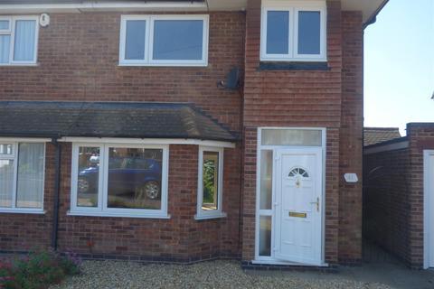 3 bedroom semi-detached house to rent - Park Crescent, Oadby