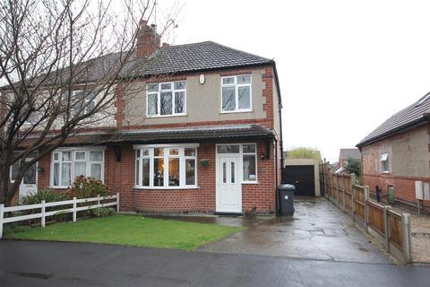 3 bedroom semi-detached house for sale - Haven Baulk Avenue, Littleover, Derby