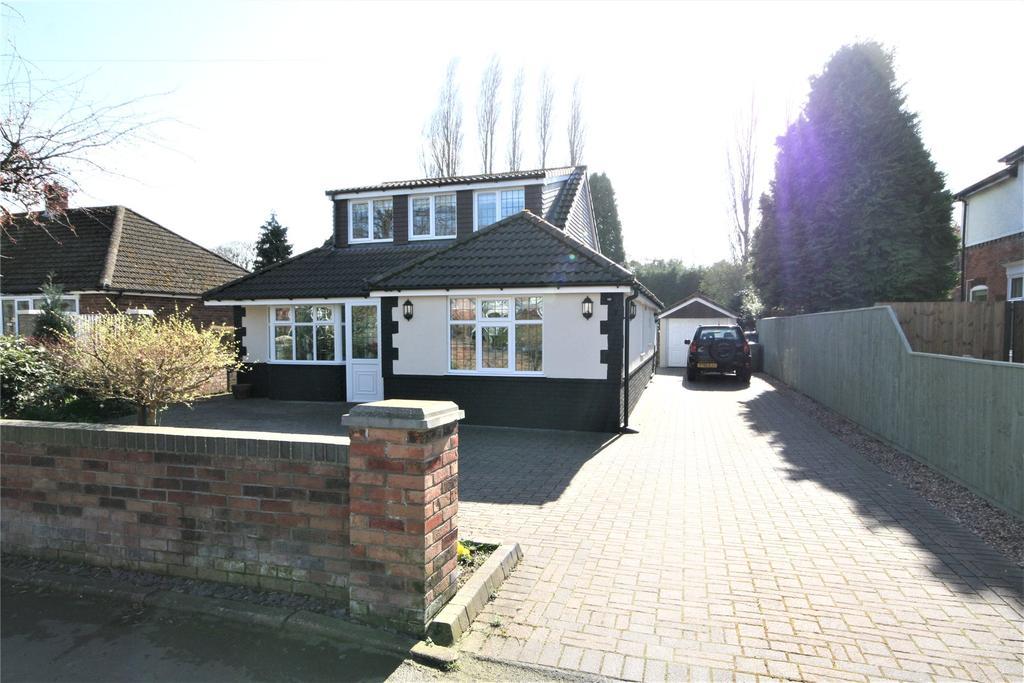 4 Bedrooms Detached House for sale in Oak Road, Healing, DN41