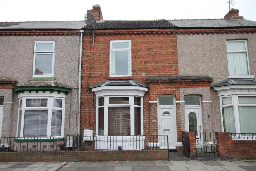 3 Bedrooms Terraced House for sale in Louisa Street, Darlington