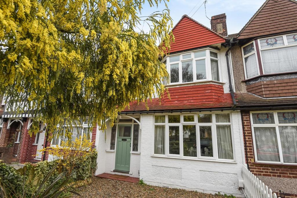 3 Bedrooms Terraced House for sale in Milborough Crescent, Lee, SE12