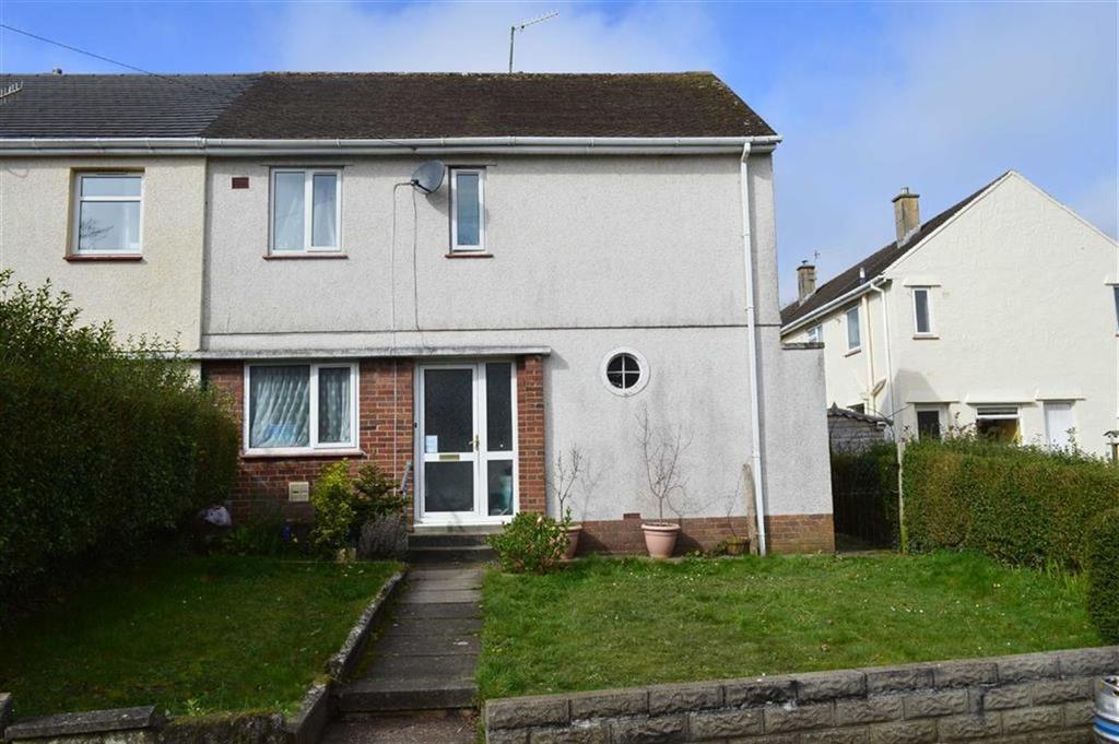 2 Bedrooms Semi Detached House for sale in Cypress Avenue, West Cross, Swansea