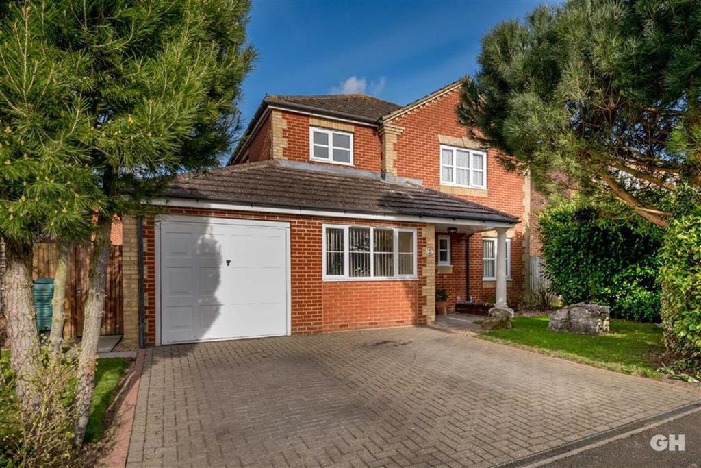 4 Bedrooms Detached House for sale in Burton Road, Kennington, Ashford