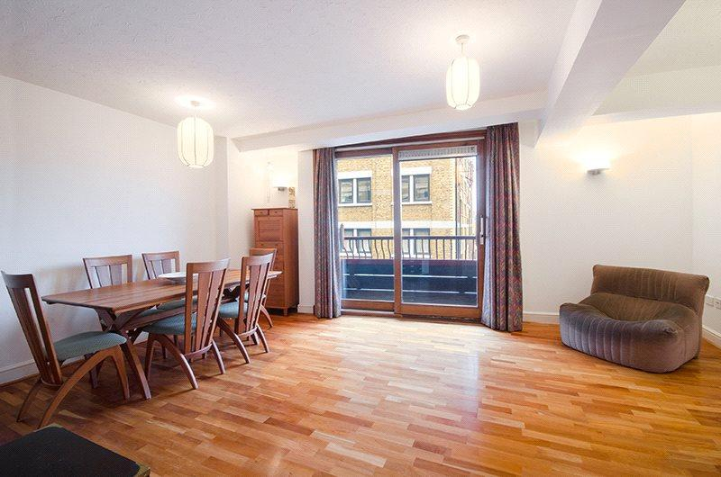2 Bedrooms Flat for sale in Gun Wharf, 130 Wapping High Street, London, E1W
