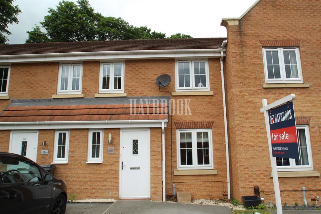3 Bedrooms Terraced House for sale in Woodlands Chase, Kimberworth Park