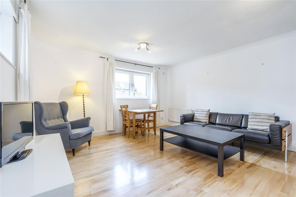 1 Bedroom Flat for sale in Providence Square, London