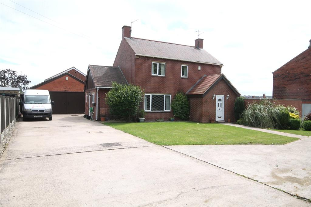3 Bedrooms Detached House for sale in Darton Lane, Mapplewell, Barnsley, South Yorkshire, S75