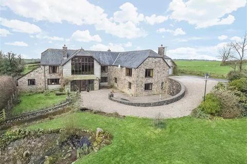 6 bedroom detached house for sale - Charles, Brayford, Barnstaple, Devon, EX32