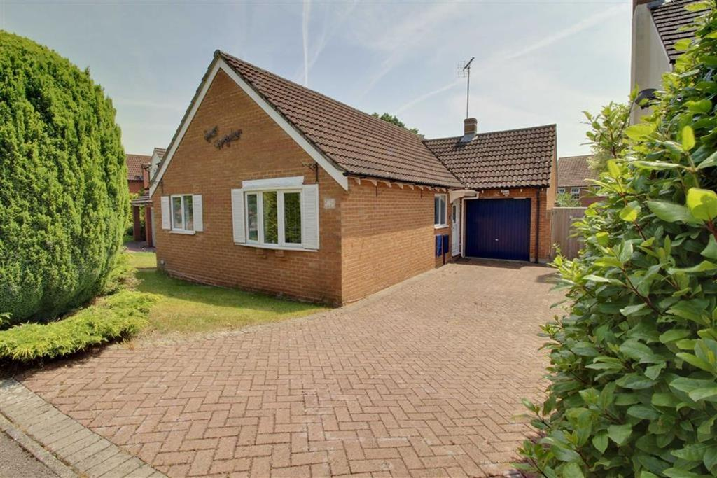 3 Bedrooms Detached Bungalow for sale in Onslow Road, Newent, Gloucestershire