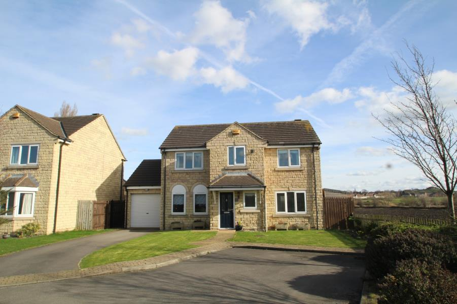 4 Bedrooms Detached House for sale in GREEN END LANE, THORNES, WAKEFIELD, WF2 7AG