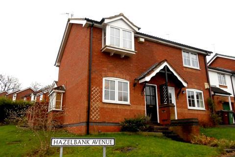 2 bedroom semi-detached house to rent - Hazelbank Avenue, Mapperley, Nottingham NG3
