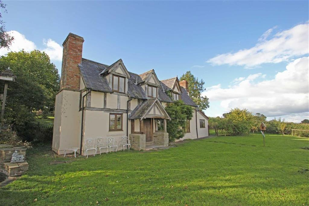 4 Bedrooms Detached House for sale in Downton On The Rock, Nr Leintwardine