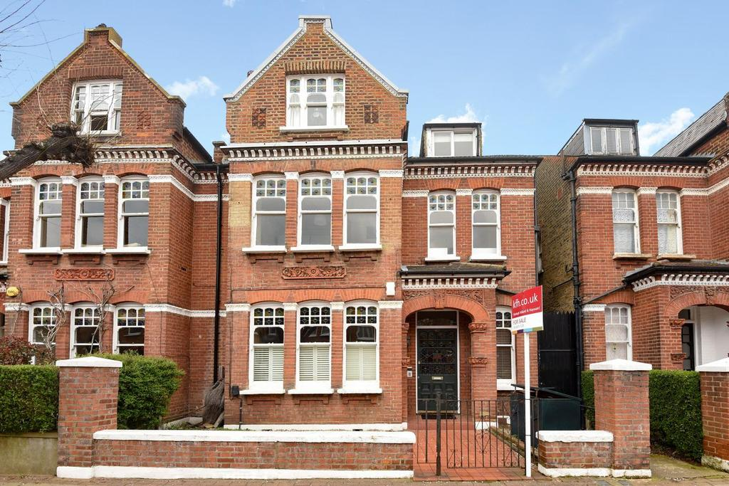 2 Bedrooms Flat for sale in Ritherdon Road, Balham, SW17