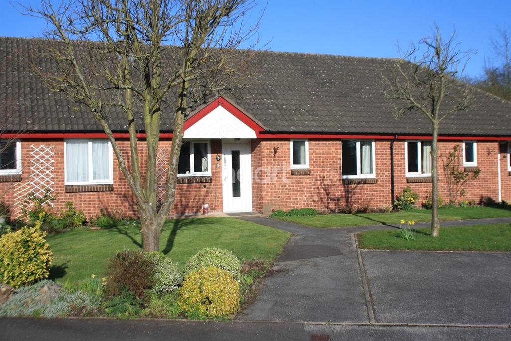 2 Bedrooms Bungalow for sale in Wessington Mews, Allestree