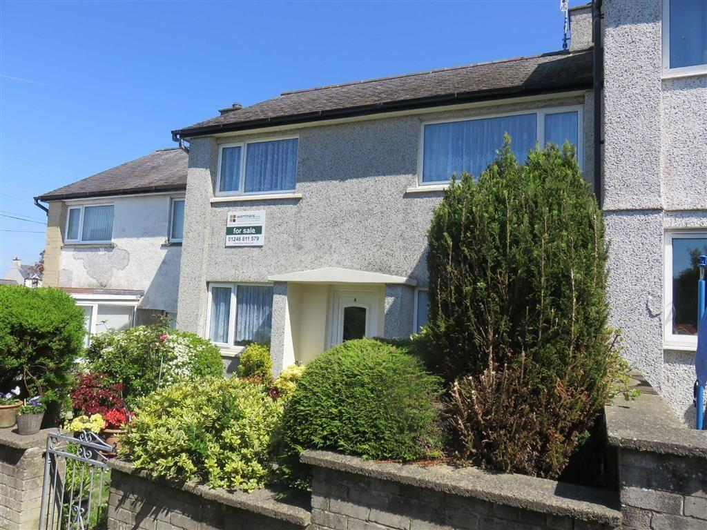 3 Bedrooms Terraced House for sale in Brickpool, Amlwch Port, Anglesey
