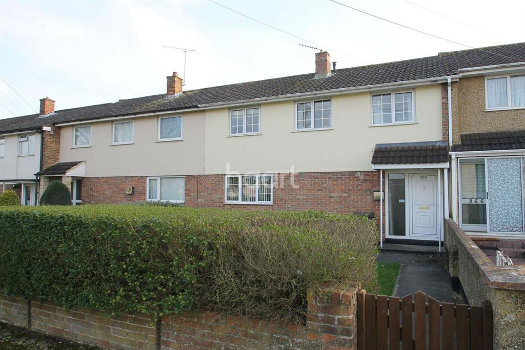 3 Bedrooms Terraced House for sale in Park North