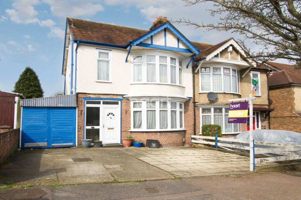 3 Bedrooms Semi Detached House for sale in Stunning In South Luton