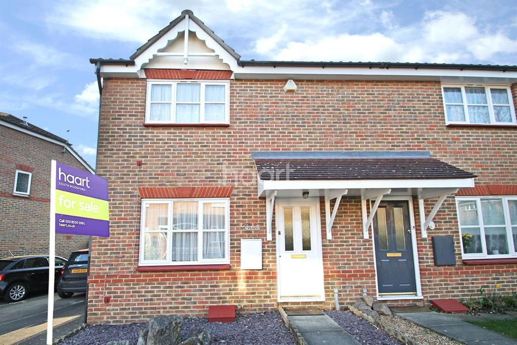 3 Bedrooms Semi Detached House for sale in School House Gardens, Loughton, IG10