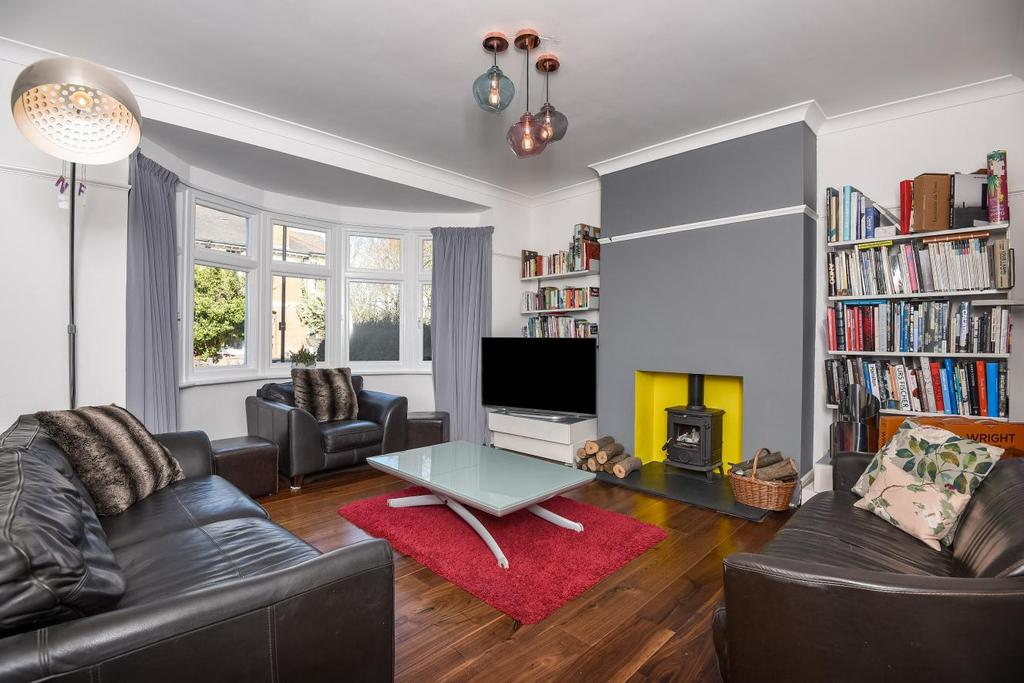 4 Bedrooms Terraced House for sale in Dukes Avenue, Muswell Hill, N10