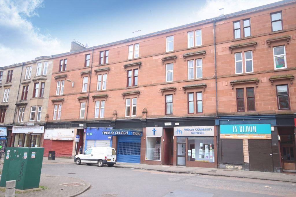 1 Bedroom Flat for sale in Flat 1/2, 52 Clarendon Place, St Georges Cross, Glasgow, G20 7PZ