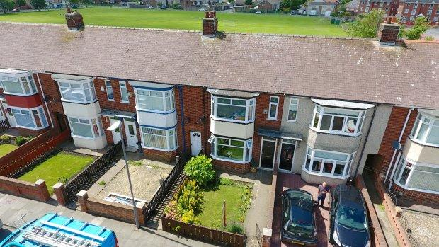 3 Bedrooms Semi Detached House for sale in HASWELL AVENUE, FOGGY FURZE, HARTLEPOOL