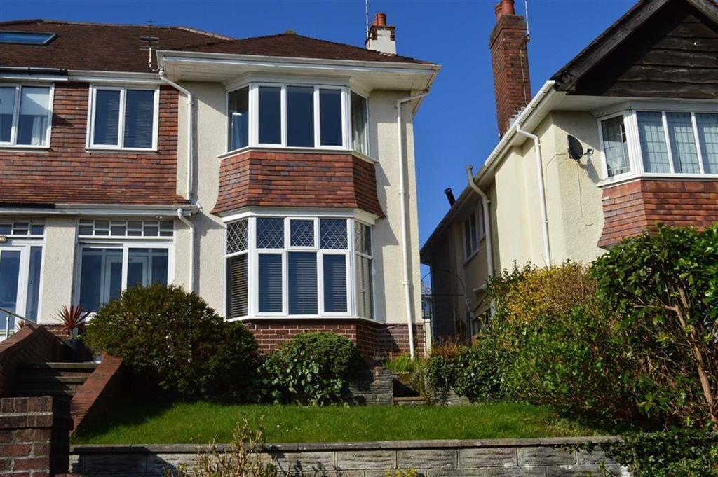 4 Bedrooms Semi Detached House for sale in Lon Cedwyn, Swansea, SA2