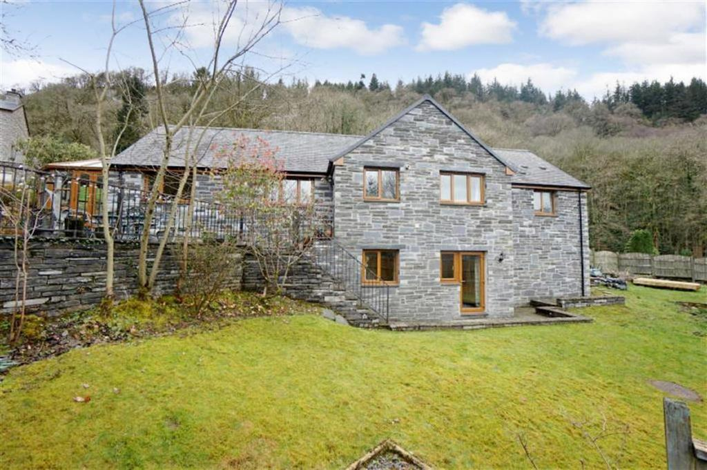 4 Bedrooms Detached House for sale in Trawsafon Park, Betws Y Coed, Conwy