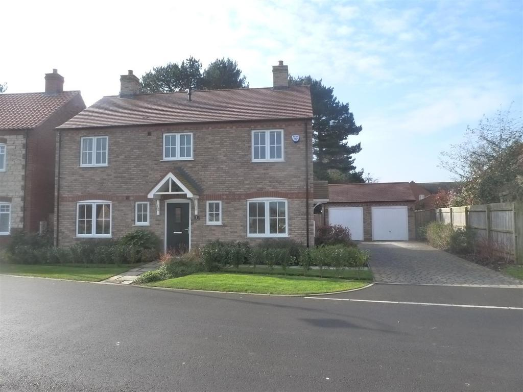 4 Bedrooms Detached House for sale in The Glade, Off Humberston Avenue, New Waltham