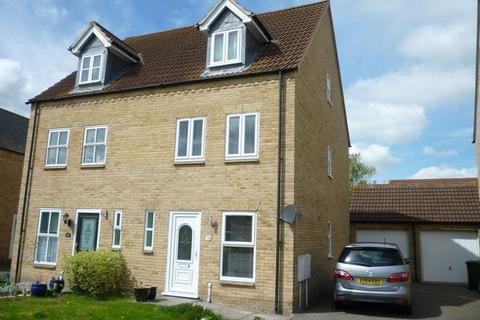 3 bedroom semi-detached house to rent - Columbine Road, ELY, Cambridgeshire, CB6