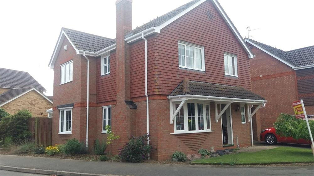 4 Bedrooms Detached House for sale in Belisana Road, Spalding, Lincolnshire