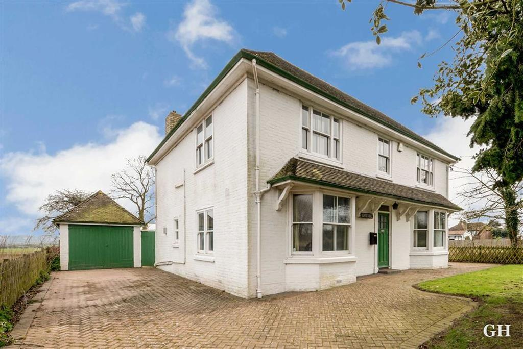 4 Bedrooms Detached House for sale in Canterbury Road, Kennington, Kent