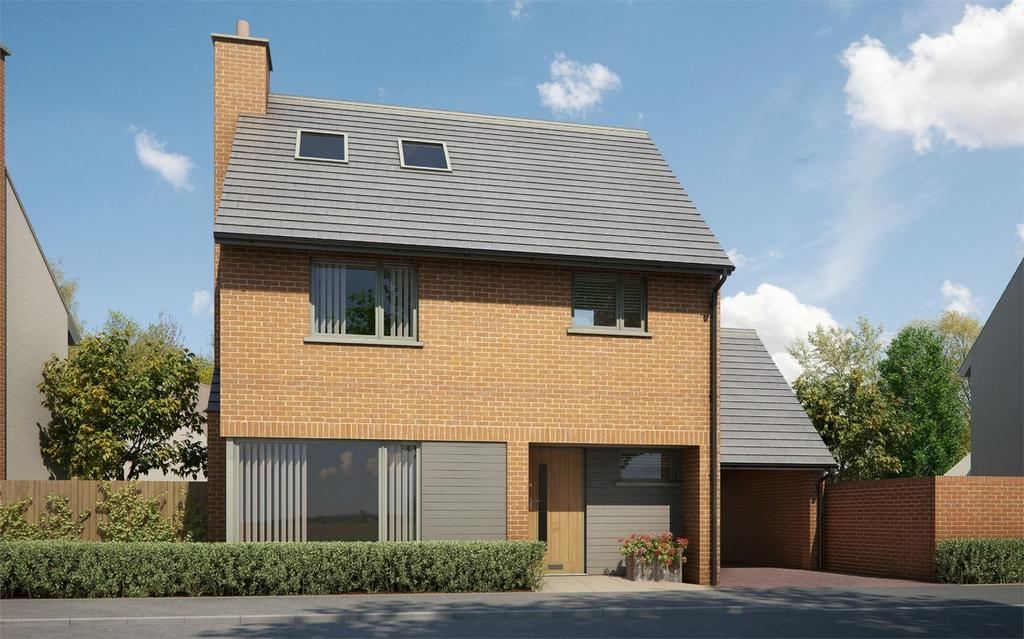 3 Bedrooms Detached House for sale in The Birches (Plot 25), The Limes, Gillon Way, Radwinter, Nr Saffron Walden