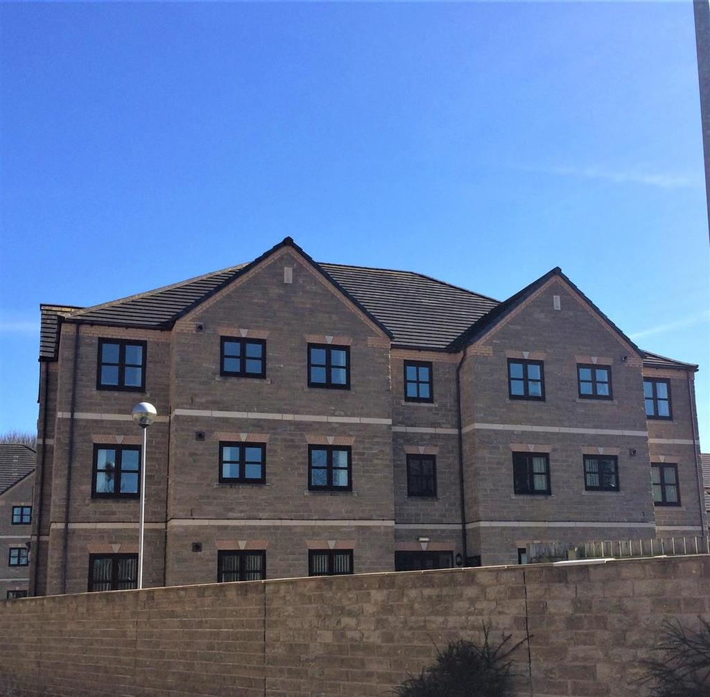 2 Bedrooms Apartment Flat for sale in Mereside, Waterloo, Huddersfield, HD5 8SX