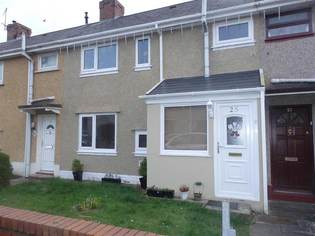 3 Bedrooms Terraced House for sale in Graig Avenue, Penyfan, Llanelli