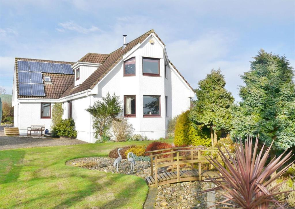 5 Bedrooms Detached House for sale in Pittendreich Villa, Pittendreich, Kinross, Kinross-shire