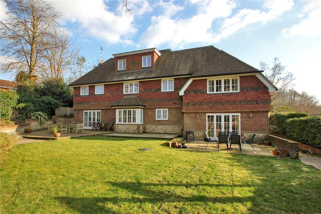 5 Bedrooms Detached House for sale in Oakfields, Sevenoaks, Kent, TN13