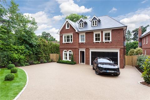 6 bedroom detached house for sale - Cobbetts Hill, Weybridge, Surrey, KT13