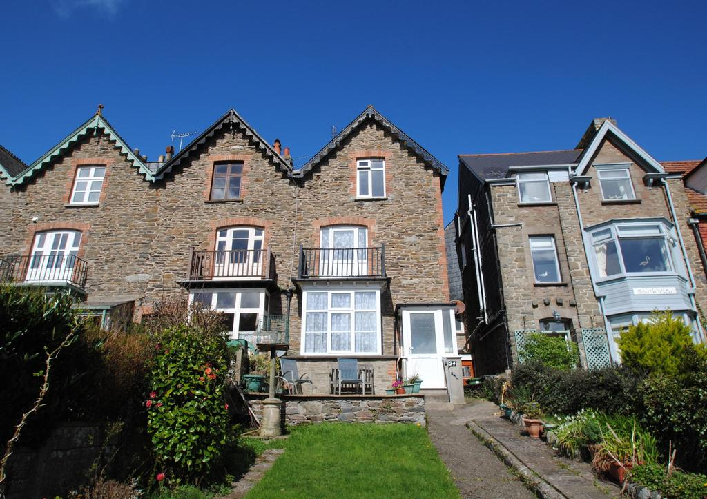4 Bedrooms Terraced House for sale in Lee Road, Lynton