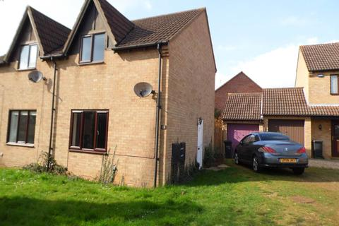 2 bedroom semi-detached house to rent - Sentinel Road, West Hunsbury, Northampton