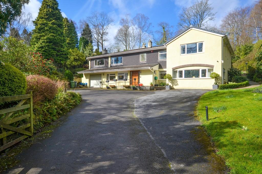 5 Bedrooms Detached House for sale in Whisselwell Close, Bovey Tracey