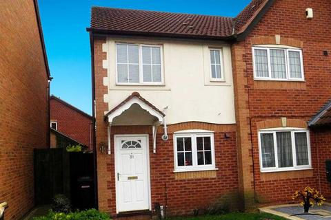 2 bedroom semi-detached house for sale - Barling Road, Leicester