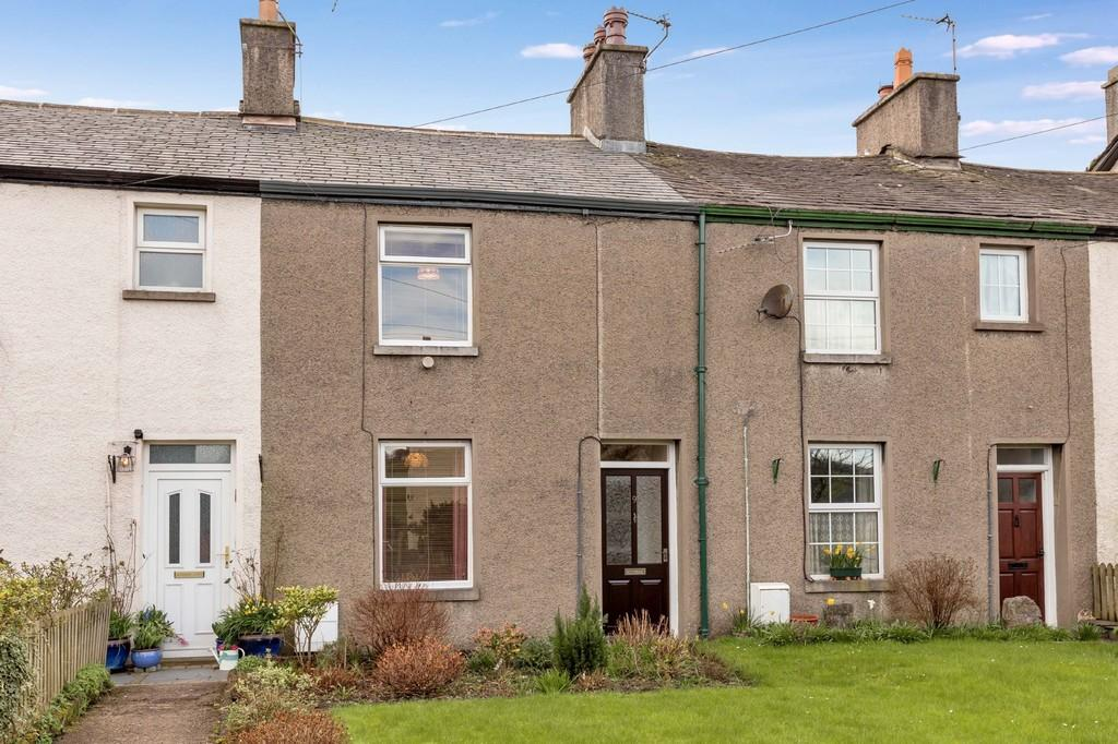 2 Bedrooms Terraced House for sale in 9 Station Road, Flookburgh, Grange over Sands, Cumbria, LA117JY