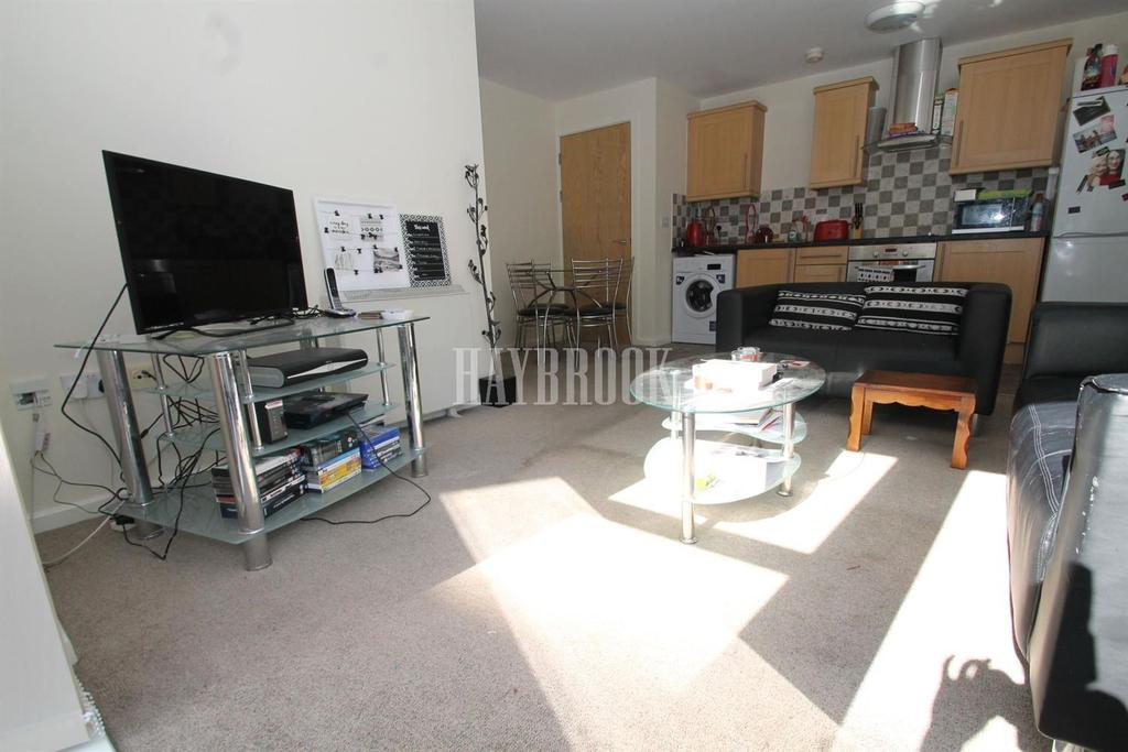 2 Bedrooms Flat for sale in Mandale House, Bailey Street, S1