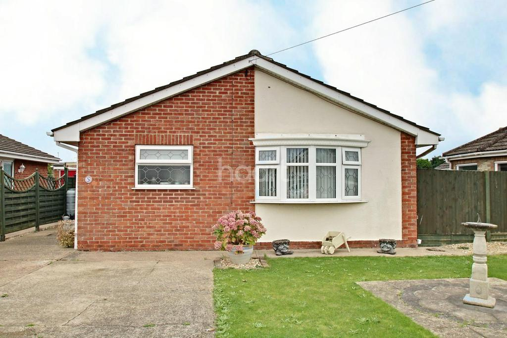 2 Bedrooms Bungalow for sale in St Clements Drive, Fiskerton