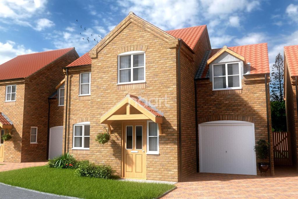 4 Bedrooms Detached House for sale in Plot 6 Daleside Place, Colwick