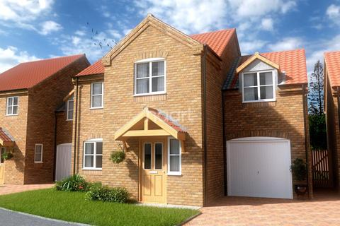 4 bedroom detached house for sale - Plot 6 Daleside Place, Colwick